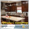 Custom Quartz Countertops with Quartz Countertop Island