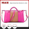 Fashion Design Western Style Top Handle Tote Bag Women Leather Handbags