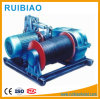 High Quality Trawl Winch, Construction Hoist Parts Winch Have Load 1.6 Ton for Sale