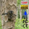 Super HD Outdoor IP68 Trail Hunting Camera with 1080P 12MP