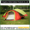 2-3 Person Double Layer Adjustable Windows Pop up Tent