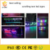 P10 Moving Text High Brightness LED Sign/ LED Display Board