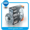 Blank DVD-R/DVD+R, Packed in 5.2mm Slim Jewel Box