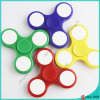 Factory Supply High Quality 2017 Top Sale Multi-Colors Plastic Fidget Spinner Focus Hand Spinner Toy