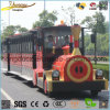 Hot Sale 62 Seats Electric Sightseeing Train with Green Power