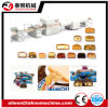 Chocolate Enrobling Candy Bar (snicker) Production Line