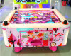 Portable 4 Players Mini Air Hockey Table for Indoor Amusement