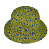 Promotional Gift Custom Cap Floral Polyester Fishierman Hat Cotton Bucket Hat