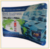 Trade Show Wave-Line Curved Display Booth 20FT Fabric Tension Pop-up