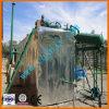 Tyre Waste Plastic Pyrolysis Oil Refining to Diesel Plant