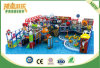 Kid Play Patented Design Indoor Playground Park with Technology Theme