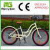 En15194 Approved Ebike Beach Cruiser Electric Bike 36V 250W for Ladies