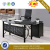 L-Shape Office Table Executive Metel Office Fruniture (NS-GD010)