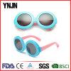 Fashionable Novelty Cartoon Cheap Kids Round Sunglasses (YJ-K245)