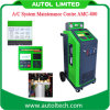 2016 Amc-800 Fully Automatic Air Conditioning Maintenance Cleaning Equipment Car Air Conditioning Machine