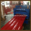 PPGI Steel Profile Roofing Glazed Tile Rolling Forming Machine/Corrugated Roof Sheet Machine