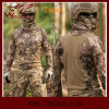 Tactical Kryptek Quick Dry Outdoor Sport Long Sleeve T-Shirt Combat T-Shirt