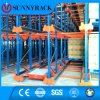 Automatic Radio Shuttle Warehouse Storage Rack System