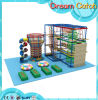 Indoor Playground Children Rope Course Climbing Net