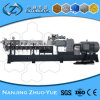 PE Pet PA PP Plastic Granules Making Twin Screw Extruder