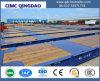 Cimc 62FT Mafi Roll Trailer for Port Using Truck Chassis