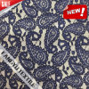 High Quality Nylon Cotton Lace Fabric for Dress