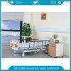 AG-Bmy001 Aluminim Alloy Handrails 3 Function Hydraulic Hospital Bed