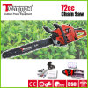 Chainsaw 72cc/82cc Robust with Ce, GS, Euro II Certificates