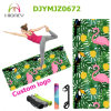 Full Color Printing Kids Yoga Mat Fancy Playmat