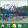Two Storey Painted Steel Prefab House Construction (XGZ-PHW040)