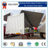 3 Axle Wing Open Semi Trailer for 30-40ton Cargo Transport