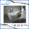 New Style Ellipse Acrylic Freestanding Bathtub (AB6903)