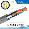 Network 24AWG 4P FTP Cat5e Cable with UL Cert