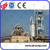 Supply Cement Production Line Process Flow Chart and Machine