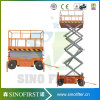 Hydraulic Lifter Self-Propelled Scissor Lifts Table Platform
