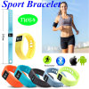 Hot-Sale Waterproof IP65 OLED Smart Bracelet with Bluetooth 4.0 (TW64)