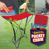Portable Mini Pocket Chair China Manufacturer Supplier