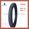 300-18, 300-17 High Quality Nylon 6pr Motorcycle Tyre