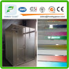 Colored Bathroom Room Door Glass Used Frosted Glass