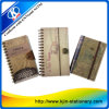 Kraft Spiral Paper Notebook, Loose-Leaf Notebook (kjin-98)