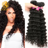 7A Brazilian Virgin Hair Deep Wave100% Brazilian Human Hair Weave 4 Bundle Cheap Brazilian Curly Virgin Hair Brazilian Deep Wave