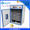 2015 Efficient 1584 Chicken Egg Incubator with CE Certificate