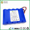 Variable Sizes 3.7V 10ah Battery