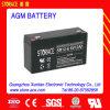 Maintenance Free AGM Battery 6V 12ah for Solar / UPS / Storage