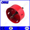 M3 Bi-Metal Hole Saws with 4/6 Tpi Sharp Teeth