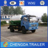 Light Vehicle 4X2 Vacuum Suction Sewage Truck Sale