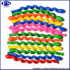 100% Natural Latex Balloon Spiral Shaped Latex Balloons