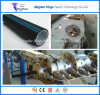 HDPE PE Microduct Silicon Cored Pipe Making Machine / Production Line