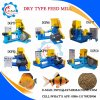 Hot Selling Fish Extruded Pellet Machines for Sale