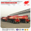 Widely Used Chemical Liquids Tanker Semi Trailer with ABS System